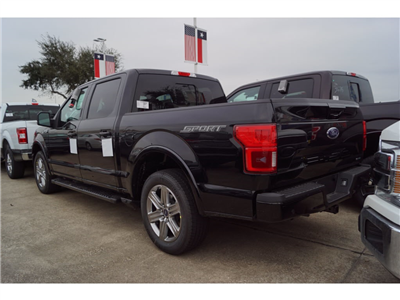 2018 F-150 SuperCrew Cab 4x2,  Pickup #D16845 - photo 2