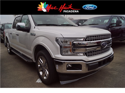 2018 F-150 SuperCrew Cab 4x2,  Pickup #D16851 - photo 1