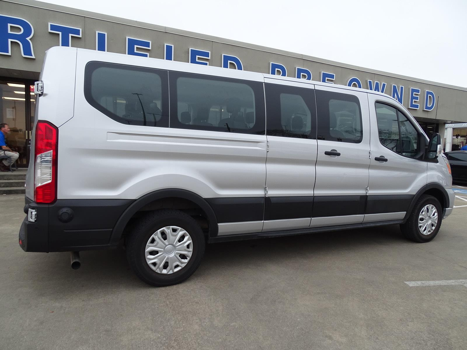2020 Ford Transit 350 Low Roof 4x2, Passenger Wagon #P3316 - photo 1