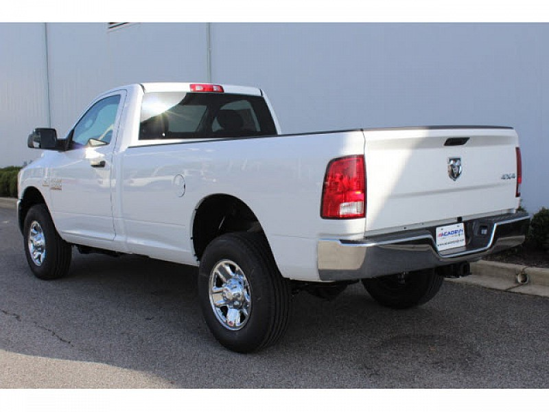 2017 Ram 2500 Regular Cab 4x4, Pickup #61022 - photo 2