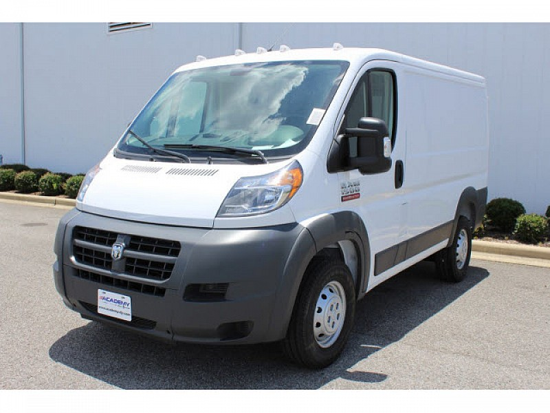 2017 ProMaster 1500 Low Roof, Cargo Van #61127 - photo 7