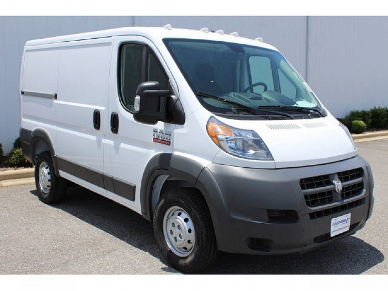 2017 ProMaster 1500 Low Roof, Cargo Van #61127 - photo 9