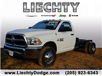 2018 Ram 3500 Regular Cab DRW, Cab Chassis #61206 - photo 1