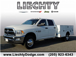2018 Ram 3500 Crew Cab DRW 4x2,  Service Body #61467 - photo 1