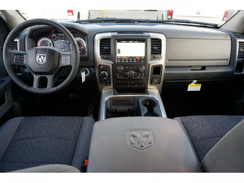 2018 Ram 1500 Crew Cab 4x4,  Pickup #61648 - photo 5