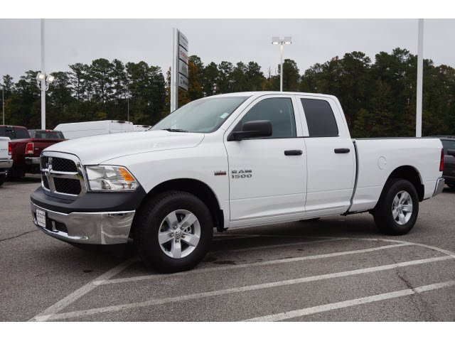 2018 Ram 1500 Quad Cab 4x2,  Pickup #61841 - photo 20