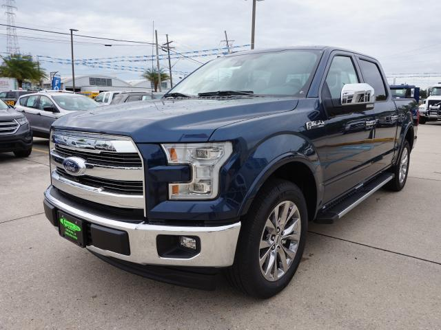 2017 F-150 SuperCrew Cab 4x2,  Pickup #11390 - photo 4