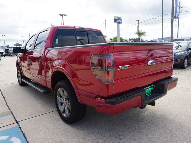 2012 F-150 Super Cab 4x2,  Pickup #11563A - photo 2