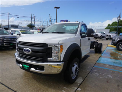 2017 F-550 Regular Cab DRW 4x2,  Cab Chassis #11611 - photo 3