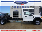 2017 F-550 Regular Cab DRW 4x2,  Cab Chassis #11611 - photo 1