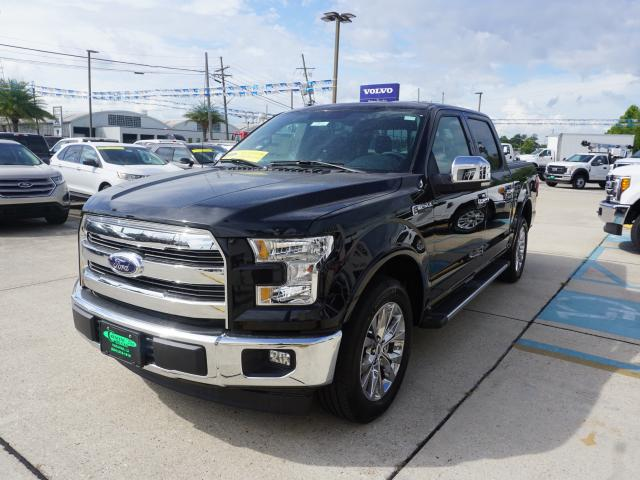 2017 F-150 SuperCrew Cab 4x2,  Pickup #11641 - photo 3