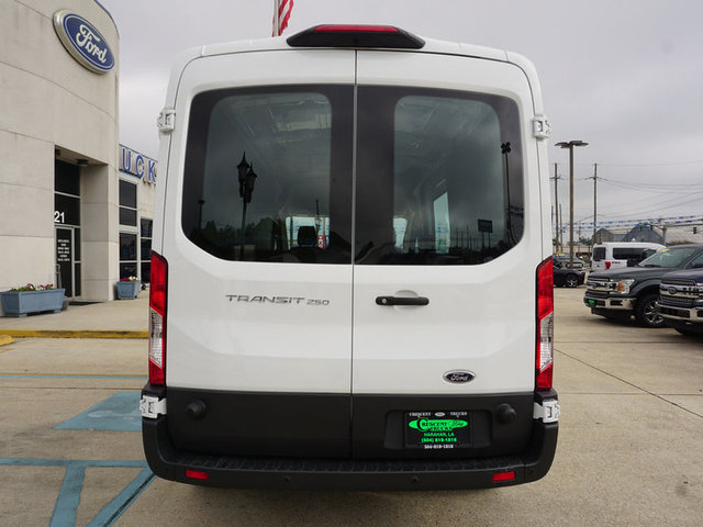 2018 Transit 250 Med Roof 4x2,  Empty Cargo Van #11714 - photo 6