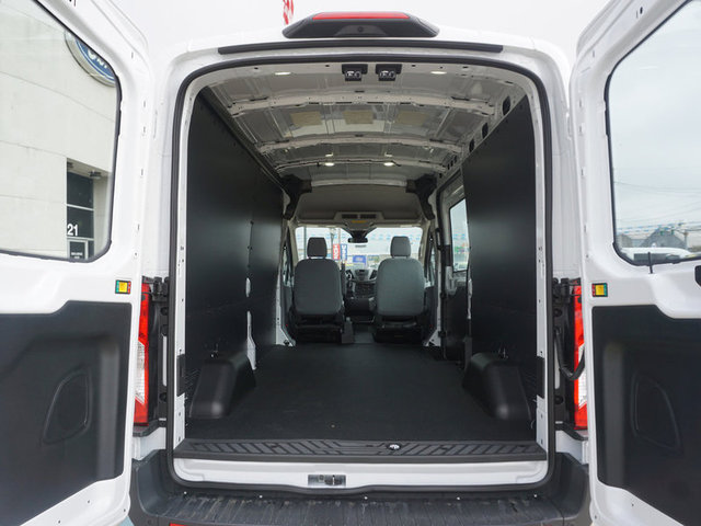 2018 Transit 250 Med Roof 4x2,  Empty Cargo Van #11714 - photo 2