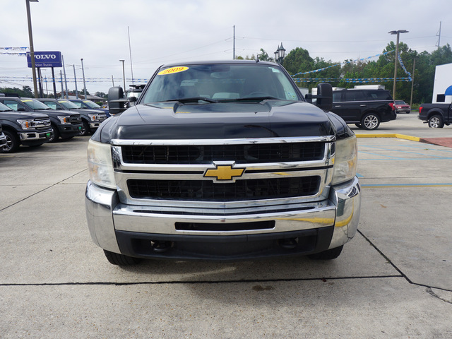 2009 Silverado 2500 Crew Cab 4x4,  Pickup #11856A - photo 3