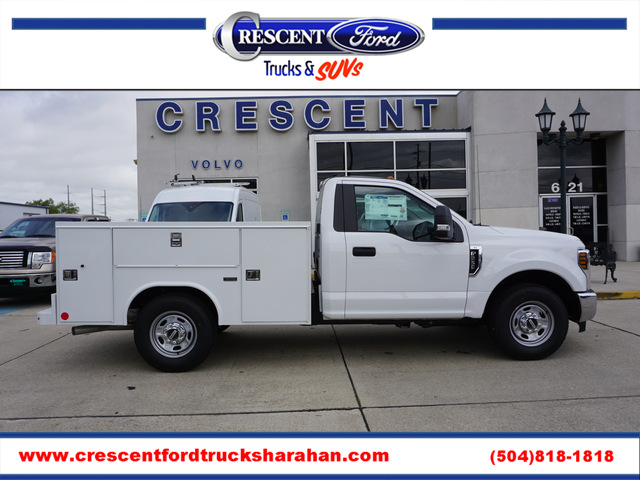 2018 F-250 Regular Cab 4x2,  Reading SL Service Body #11871 - photo 1