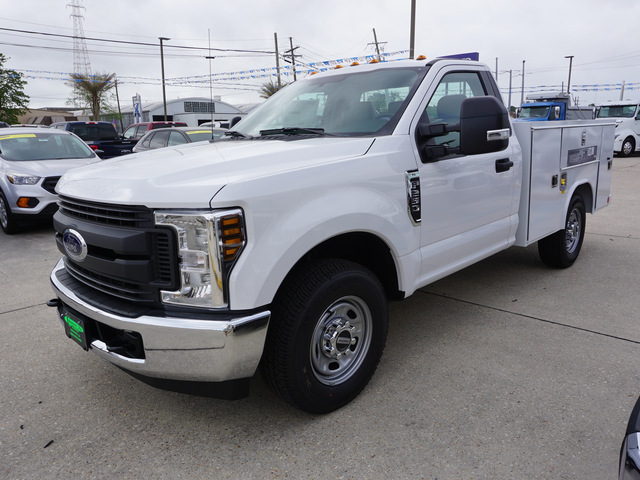 2018 F-250 Regular Cab 4x2,  Reading Service Body #11871 - photo 4