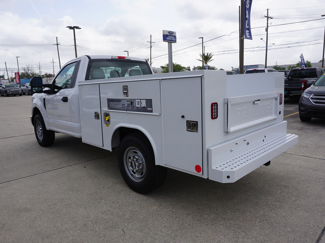 2018 F-250 Regular Cab 4x2,  Reading Service Body #11871 - photo 2