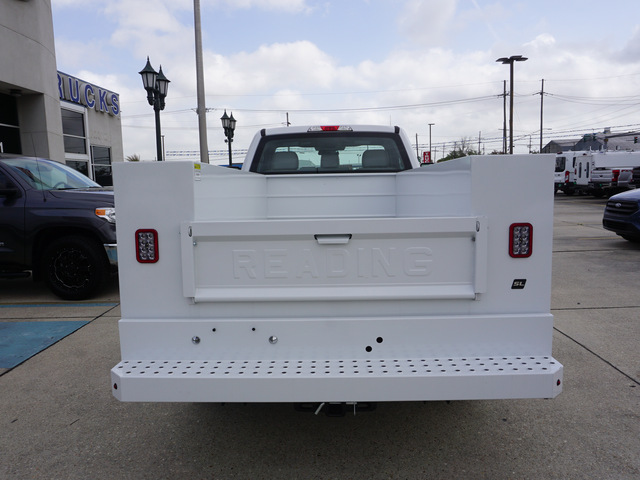 2018 F-250 Regular Cab 4x2,  Reading Service Body #11871 - photo 5