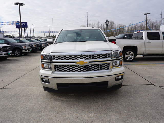 2015 Silverado 1500 Crew Cab 4x2,  Pickup #11878B - photo 3