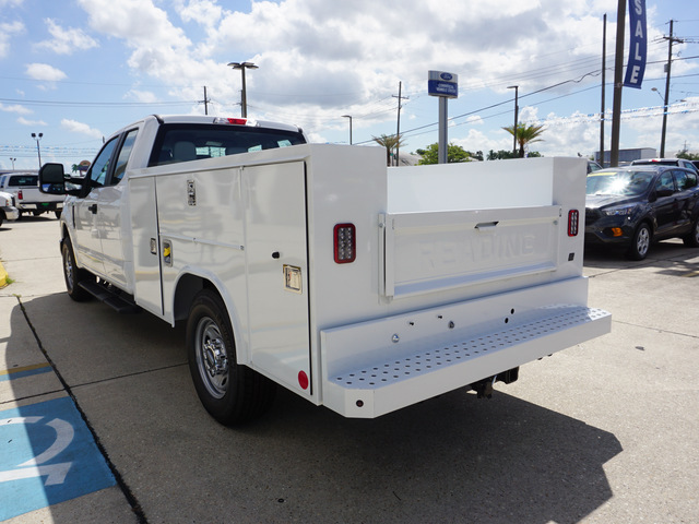 2018 F-250 Super Cab,  Reading SL Service Body #11898 - photo 2
