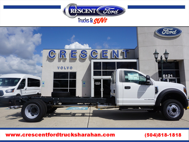 2018 F-550 Regular Cab DRW 4x2,  Cab Chassis #11934 - photo 1