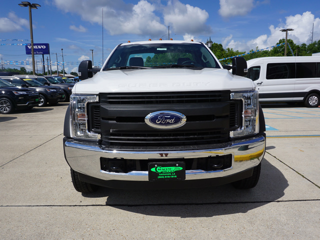2018 F-550 Regular Cab DRW 4x2,  Cab Chassis #11934 - photo 3