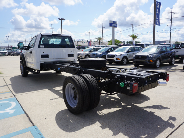 2018 F-550 Regular Cab DRW 4x2,  Cab Chassis #11934 - photo 2