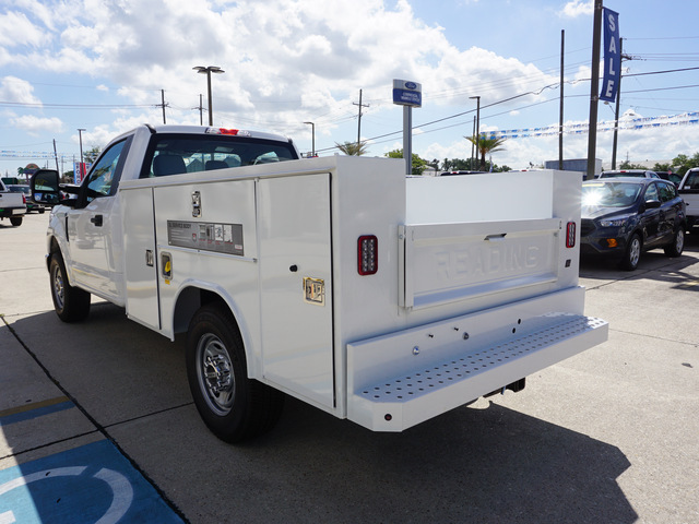 2018 F-250 Regular Cab 4x2,  Reading Service Body #11948 - photo 2