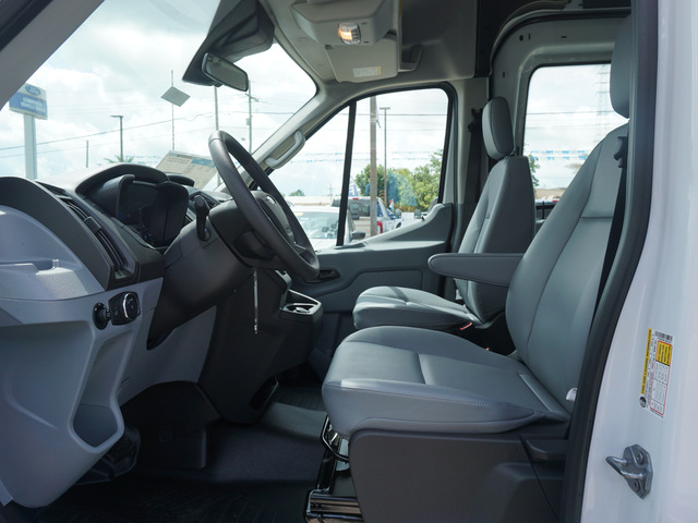 2018 Transit 350 High Roof 4x2,  Empty Cargo Van #11989 - photo 8