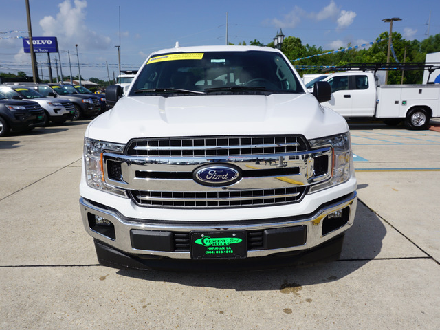 2018 F-150 SuperCrew Cab 4x2,  Pickup #12000 - photo 3
