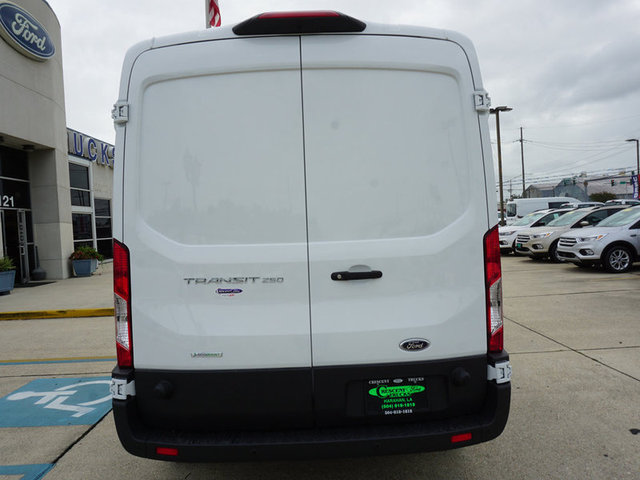 2018 Transit 250 Med Roof 4x2,  Empty Cargo Van #12019 - photo 6