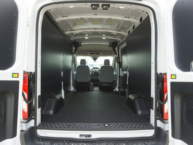 2018 Transit 250 Med Roof 4x2,  Empty Cargo Van #12019 - photo 2