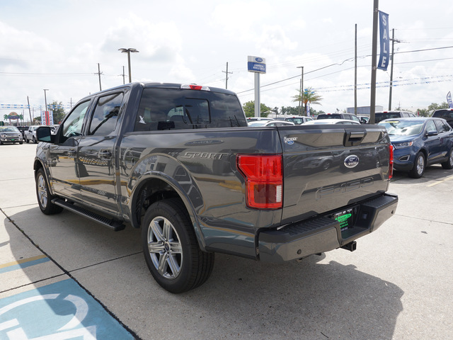 2018 F-150 SuperCrew Cab 4x2,  Pickup #12030 - photo 2