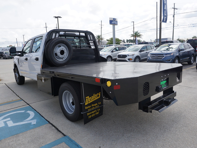 2018 F-350 Crew Cab DRW 4x2,  CM Truck Beds Platform Body #12035 - photo 2