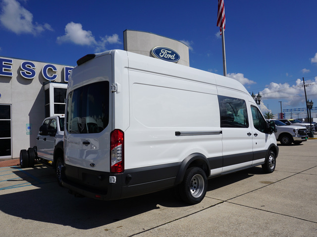 2018 Transit 350 HD High Roof DRW 4x2,  Empty Cargo Van #12040 - photo 5