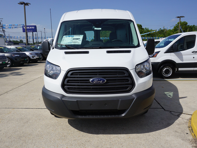 2018 Transit 250 Med Roof 4x2,  Empty Cargo Van #12055 - photo 3