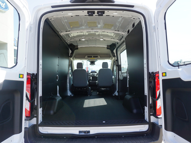 2018 Transit 250 Med Roof 4x2,  Empty Cargo Van #12055 - photo 2