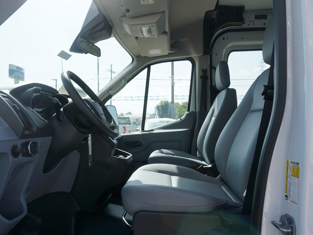 2018 Transit 250 Med Roof 4x2,  Empty Cargo Van #12055 - photo 8