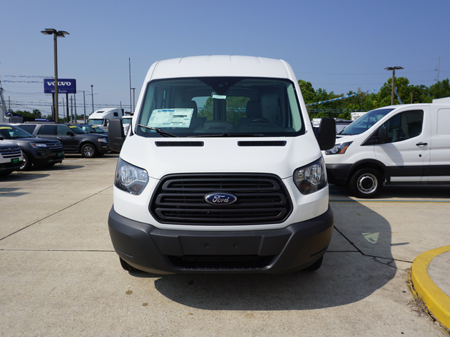 2018 Transit 250 Med Roof 4x2,  Empty Cargo Van #12056 - photo 3