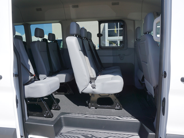 2018 Transit 350 Med Roof 4x2,  Passenger Wagon #12059 - photo 7