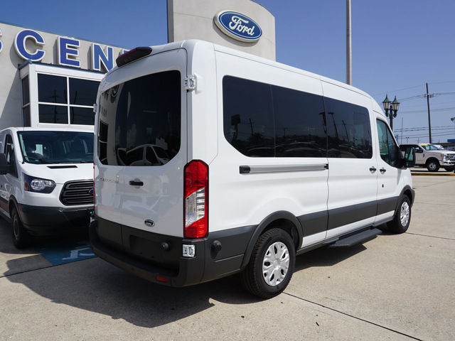 2018 Transit 350 Med Roof 4x2,  Passenger Wagon #12060 - photo 2