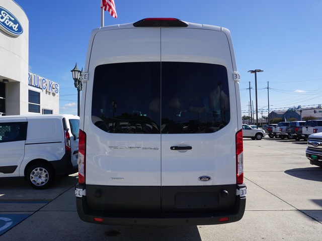2018 Transit 350 HD High Roof DRW 4x2,  Passenger Wagon #12070 - photo 6