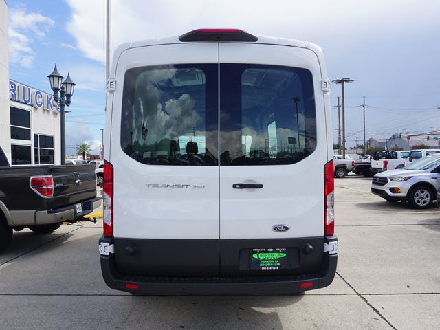 2018 Transit 350 Med Roof 4x2,  Empty Cargo Van #12073 - photo 6