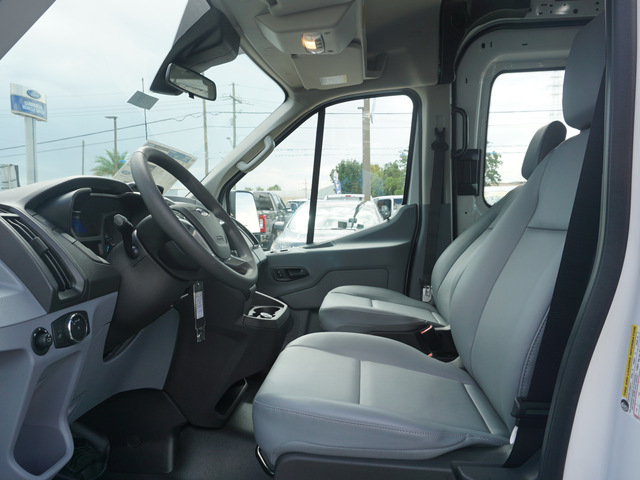 2018 Transit 350 Med Roof 4x2,  Empty Cargo Van #12073 - photo 8
