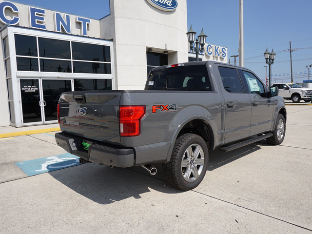 2018 F-150 SuperCrew Cab 4x4,  Pickup #12083 - photo 2