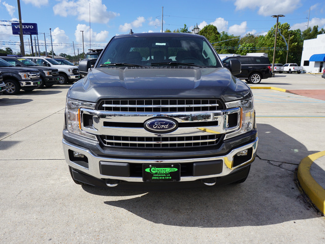 2018 F-150 SuperCrew Cab 4x4,  Pickup #12090 - photo 3
