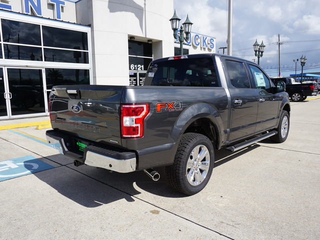 2018 F-150 SuperCrew Cab 4x4,  Pickup #12090 - photo 2