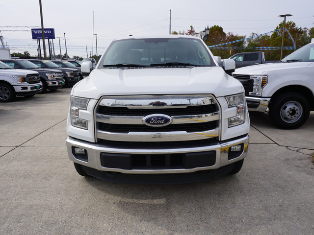 2015 F-150 SuperCrew Cab 4x4,  Pickup #12098A - photo 3