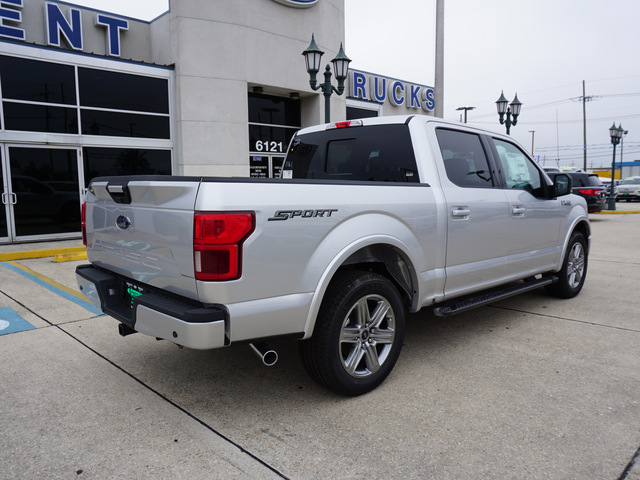 2018 F-150 SuperCrew Cab 4x2,  Pickup #12105 - photo 2