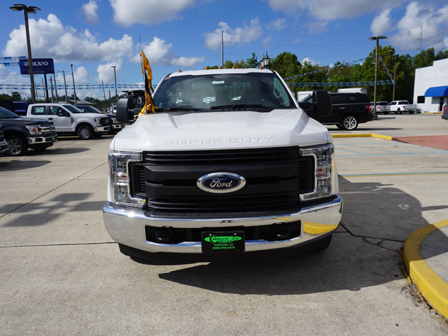 2019 F-350 Regular Cab DRW 4x2,  Knapheide Platform Body #12108 - photo 3